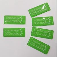 Station Dome Sticker
